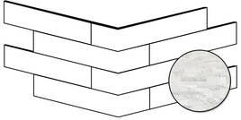 ceramicvision Brickup white mix 16x40cm CVBKPA81