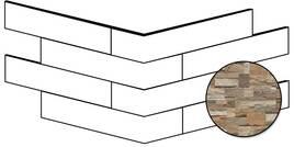 ceramicvision Brickup light wood 25x49cm CVBKPA22