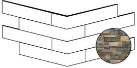 ceramicvision Brickup quarzite mix 25x49cm CVBKPA62