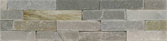 TopCollection Brick beige 10x40cm Brick beige Slim