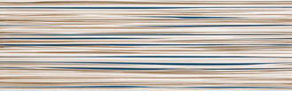 Villeroy & Boch Paper Moods mehrfarbig blau 12.5x40cm 1515 DN44 0