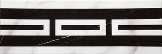 Villeroy & Boch New Tradition bianco nero 10x30cm 1771 ML05 0
