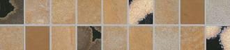Villeroy & Boch Terra Noble multicolor gold 10x45cm 2568 TN21 0