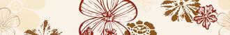 Villeroy & Boch Melrose rot beige 10x60cm 1891 NW35 0