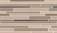 Villeroy & Boch Pure Line braun multicolor 30x50cm 2688 PL82 5