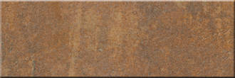Steuler Terre rosso 12.5x37.5cm 76031