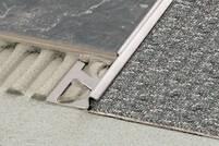 Schlüter RENO-AETK Aluminium natur matt eloxiert AETK100/100