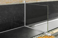 Schlüter DECO-SG-AE Aluminium natur matt eloxiert SG100AE12