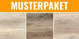 ceramicvision Woodtrend larice castagno iroko 30x30cm MPWoodtrend1