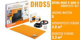 Schlüter DITRA-HEAT-E-DUO-S DHDS5