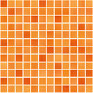 Jasba Fresh sunset orange-mix 2x2cm 41211H