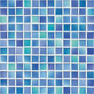 Jasba M2 Secura sky blue 2x2cm 2495H