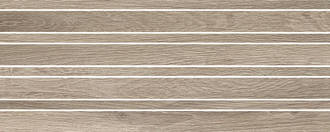 Love Tiles Timber Tortora 20x50cm 663.0114.037