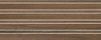 Love Tiles Timber Brown 20x50cm 663.0114.005