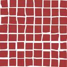 Love Tiles Splash red 20x20cm 663.0110.0241