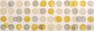 Marazzi Colorup bianco grigio nero giallo 32.5x97.7cm MJUL