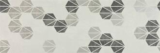 Marazzi Oficina7 bianco grigio antracite 32.5x97.7cm MKUW