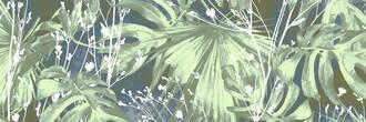 Agrob Buchtal Modern White tropical garden 30x90cm 393115H