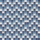 Agrob Buchtal Tonic weiß blau mix 30x30cm 069873