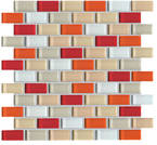 Agrob Buchtal Tonic rot beige mix 30x30cm 060538