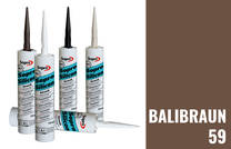 Sopro Bauchemie KeramikSilicon balibraun 59 884-71