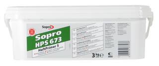 Sopro Bauchemie HPS 673 hellgrau 673-03