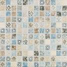 Jasba Pattern multicolor 2x2cm 42400H