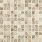 Jasba Pattern beige-braun 2x2cm 42401H