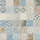 Jasba Pattern multicolor 5x5cm 42500H