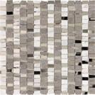 Ugo Collection Mosaik montblanc basalt 30x30cm MONTBLANC BASALT