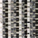 Ugo Collection Mosaik montblanc marqina 30x30cm MONTBLANC MARQINA