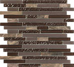 Ugo Collection Mosaik nome 003 brown multiple 30x30cm NOME 003 BROWN MULTIPLE