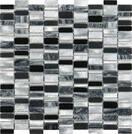 Ugo Collection Mosaik omen alu silver multiple 30.1x30.5cm OMEN ALU SILVER MULTIPLE