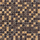 Ugo Collection Mosaik vintage brown 30.5x30.5cm VINTAGE BROWN