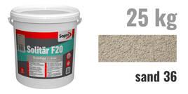 Sopro Bauchemie Solitär F20 sand 36 1030-25