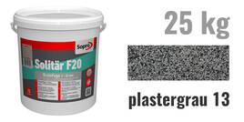 Sopro Bauchemie Solitär F20 plastergrau 13 1031-25