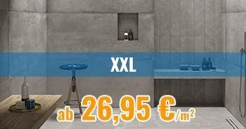XXL Fliesen